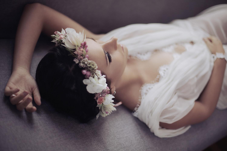 portrait photographe de mariage