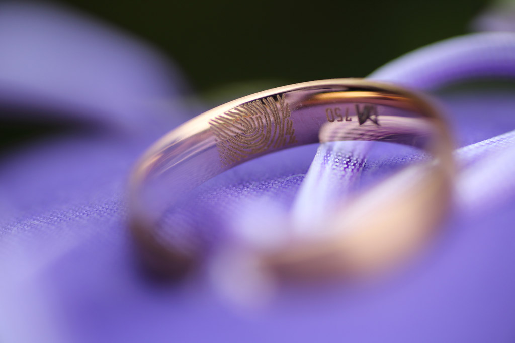 Préparation mariage