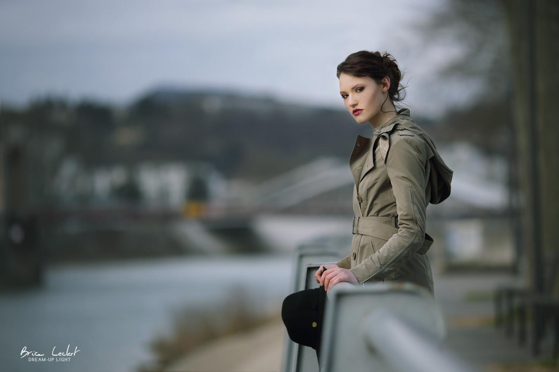 photographie de Pauline Ello modèle de Lyon