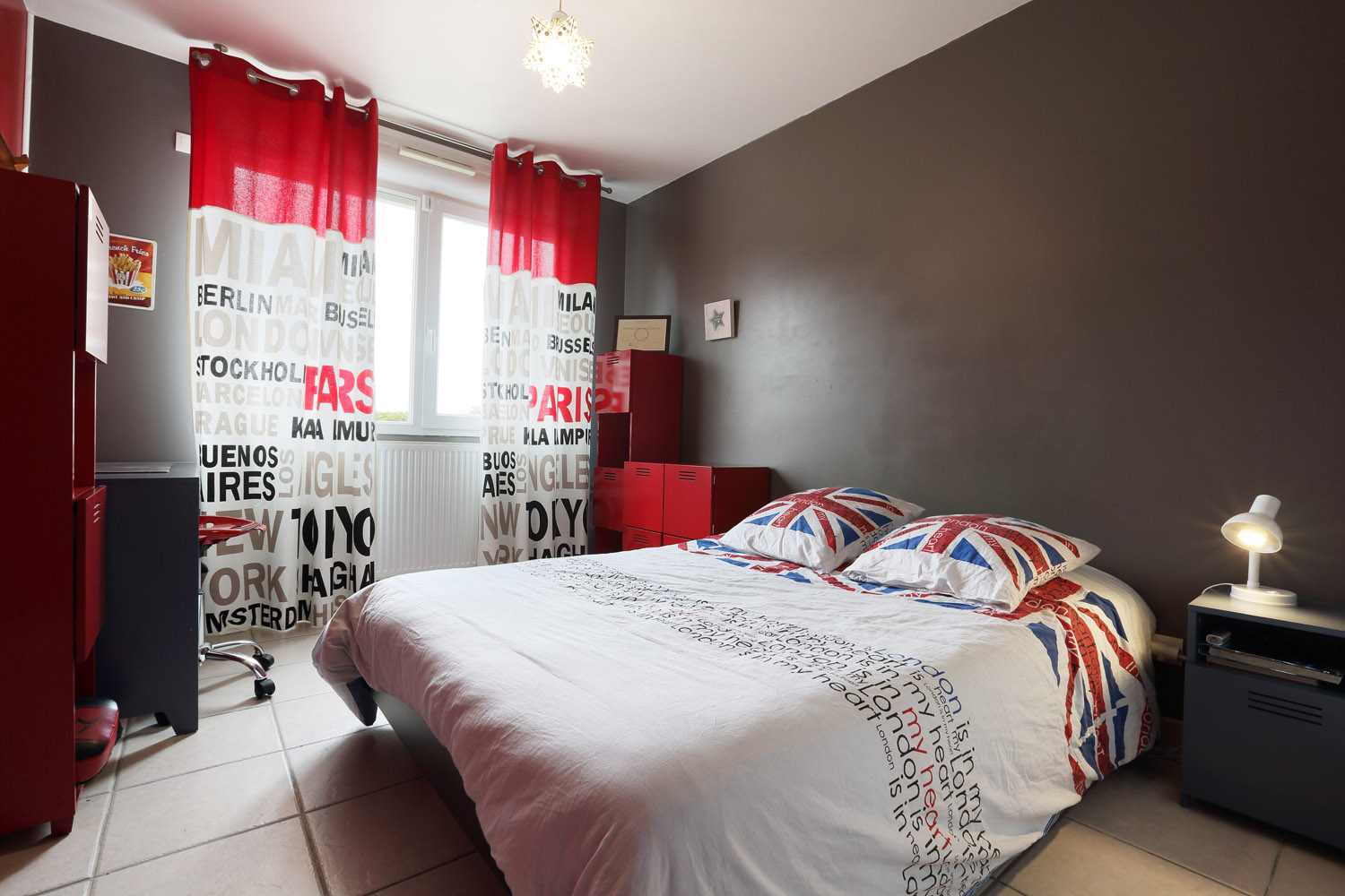 photographe immobilier chambre anglaise