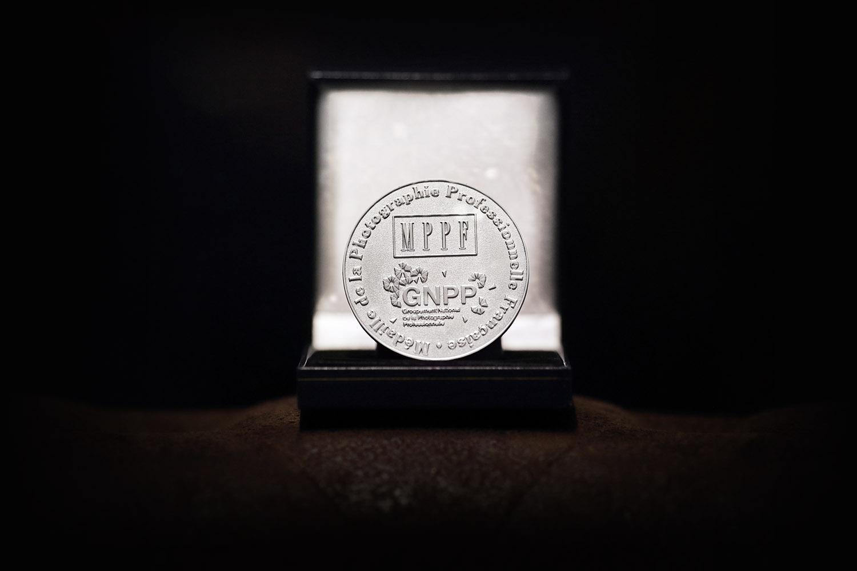 Récompenses MPPF médaille de la photographie professionnelle Française