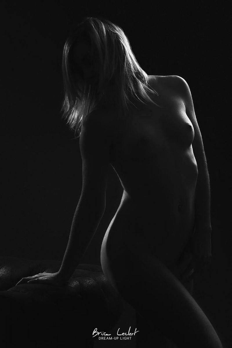 photographie de nu anonyme