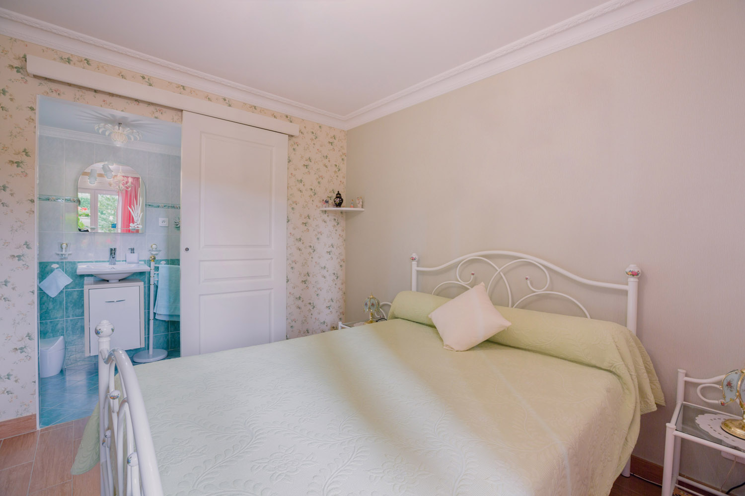 photographe immobilier chambre