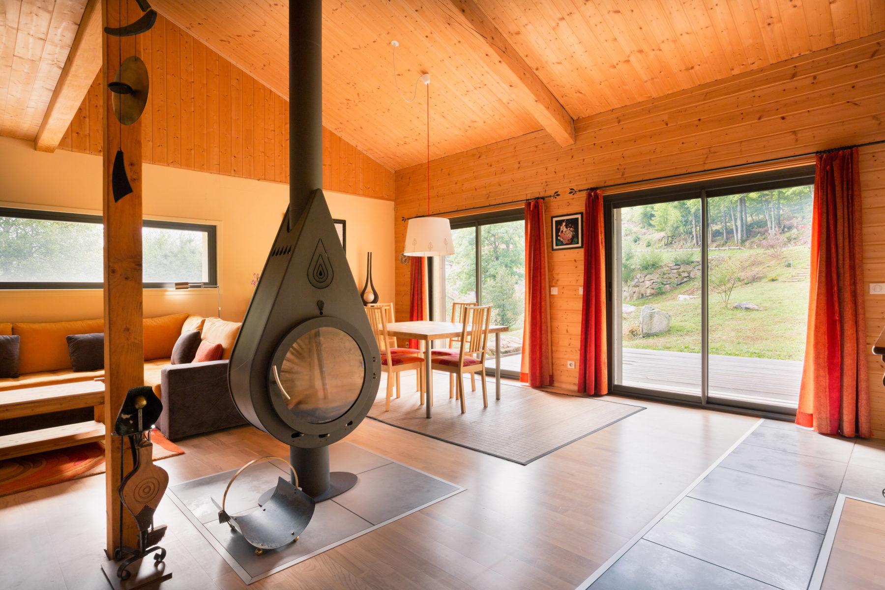 photographe immobilier lyon cheminé