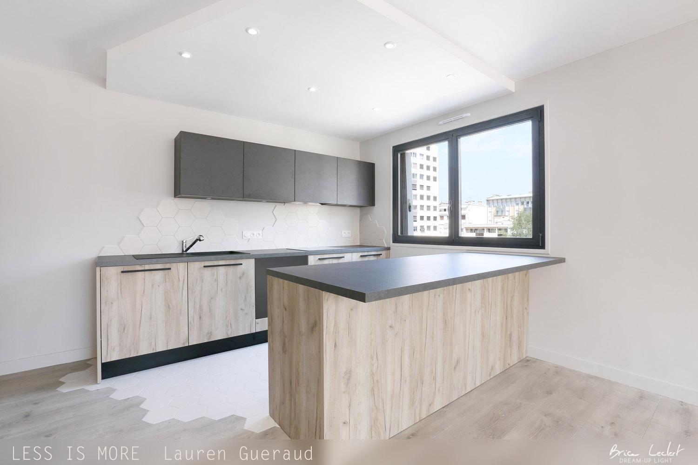 photographie d'une cuisine