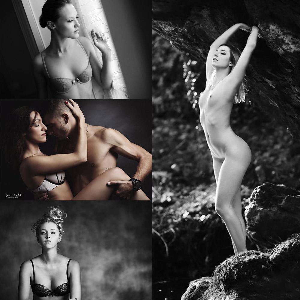 photographe de nu et de lingerie