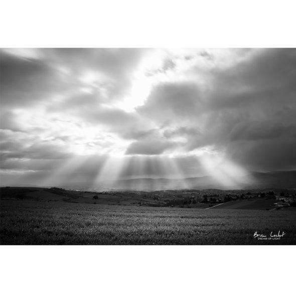 photo art rayon de lumière