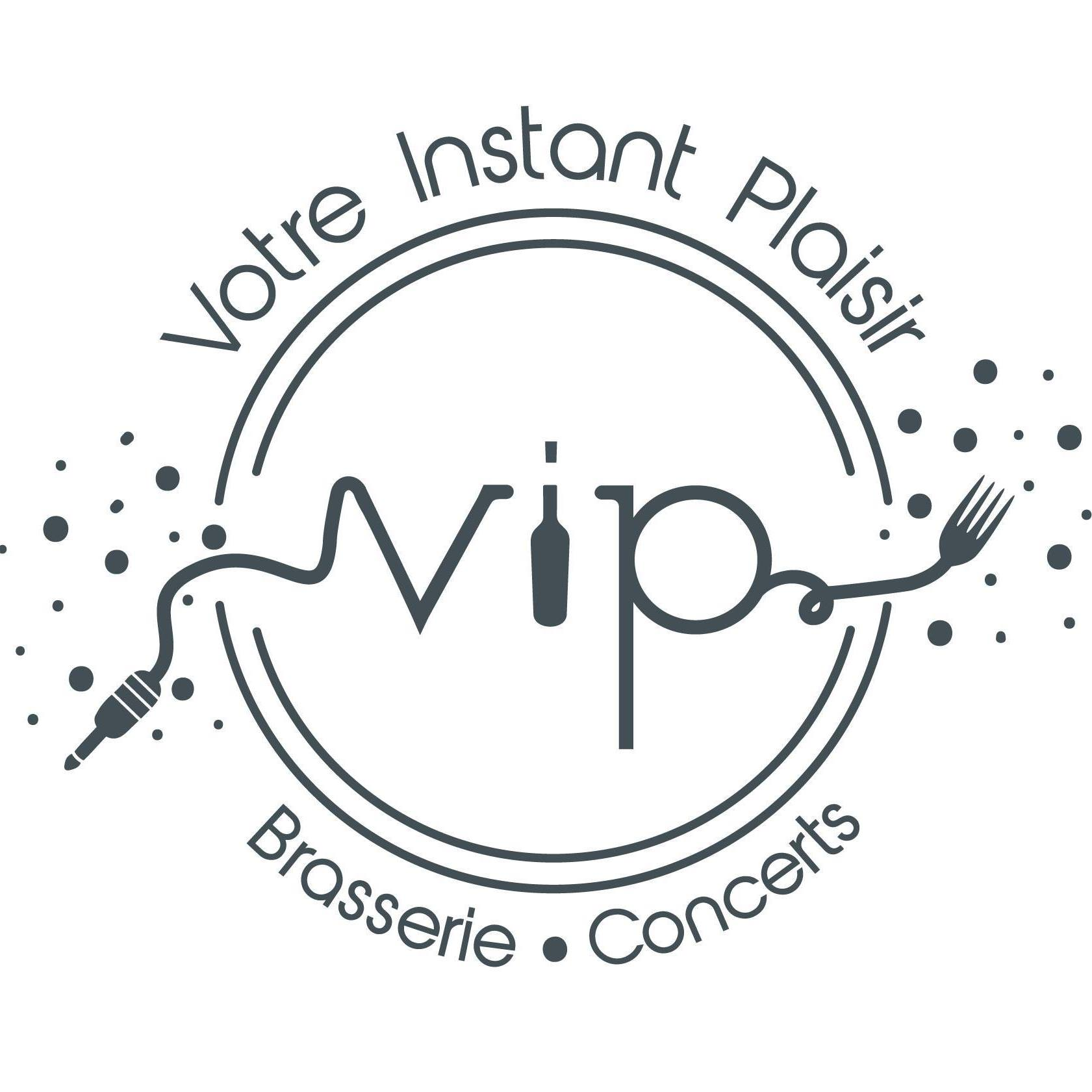Logo VIP votre instant Plaisir