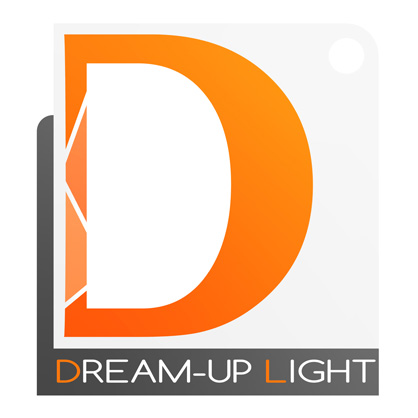 logo dream up light