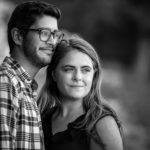 photographie de couple prise lors de la saint valentin