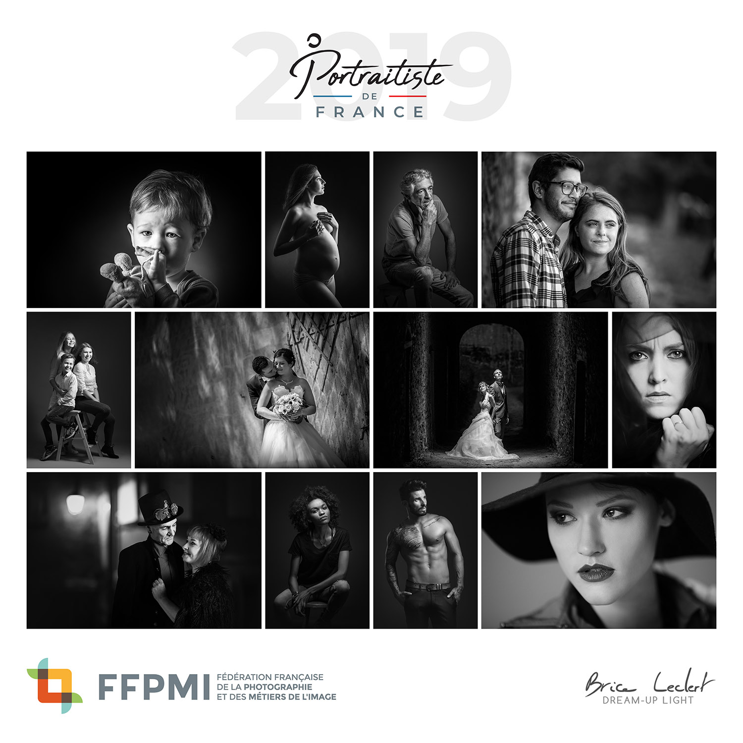 pdf portraitiste de france 2019 EP european photographer brice leclert