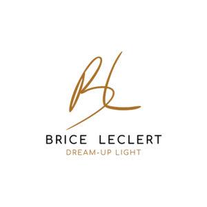 logo photographe lyon brice leclert dreamuplight