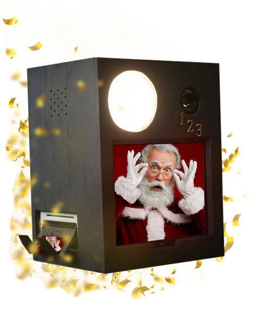 photobooth picsybox ambiance noel