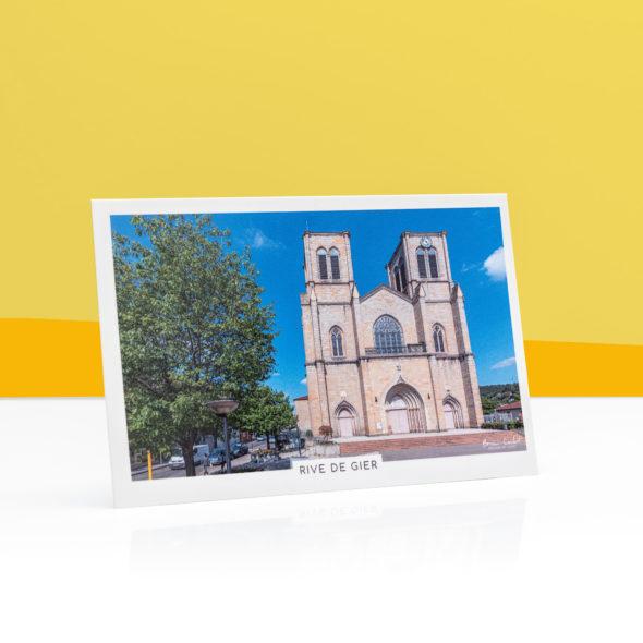 cartes-postales-eglise-saint-jean-baptiste-rive-de-gier